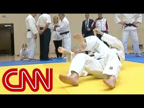 Putin& 39;s Tough Guy Image Takes A Tumble
