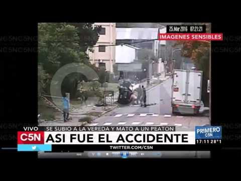 C5N – Accidente de San Martín: habla la familia de la víctima tras la difusión del video