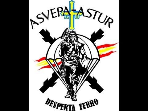 Cuarteles Paracaidistas de la BRIPAC. ASVEPA-ASTUR.
