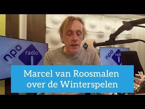 Marcel van Roosmalen over de Winterspelen | NPO Radio 1