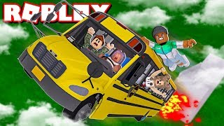 The WORST Field Trip Ever in Roblox! (CAMPING PART 2)