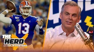 Colin Cowherd unveils his Marquee 3 College Football picks for the week | CFB | THE HERD