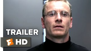 Steve Jobs TRAILER 2 (2015) -  Michael Fassbender, Kate Winslet Biography Movie HD