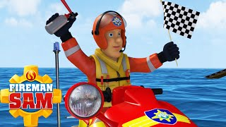 Fireman Sam Full Episode 2016 - Ocean Rescue ! 🌊⚓