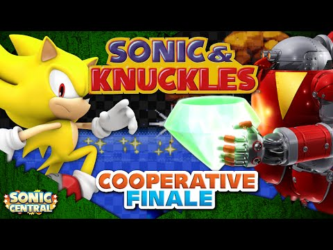 Misc Computer Games - Sonic Knuckles - The Doomsday Zone
