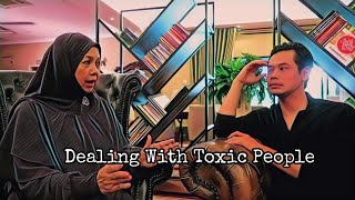 Haze feat. Prof Muhaya: How To Deal With Toxic People