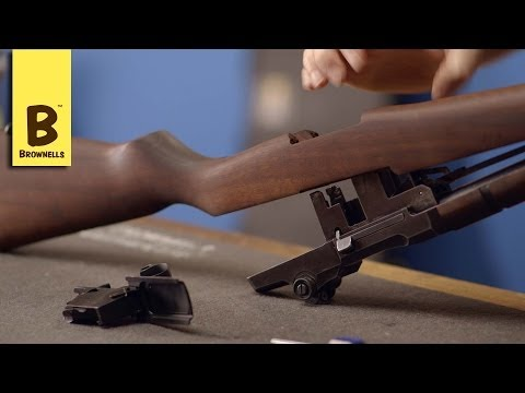 Easy M1 & M1A Bolt Disassembly & Reassembly | How To Save ...