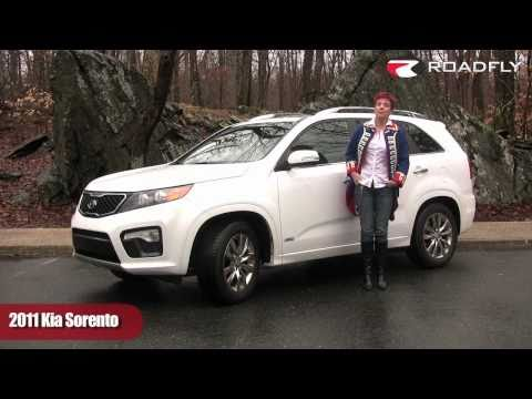 Roadfly.com - 2011 Kia Sorento Road Test & Review
