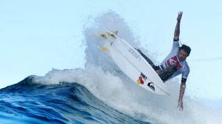 Round 3 Highlights - Quiksilver Pro France 2011