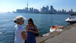 Sailing on the Lake Ontario, Toronto - MacGregor-26M (August 17, 2013)