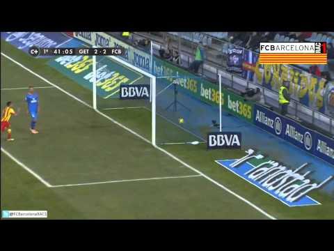 T13/14 J17 Liga BBVA: Getafe CF 2-5 FC Barcelona (RAC1)