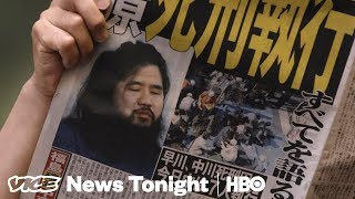 Japan's Cult Leader Execution & Roe v. Wade: VICE News Tonight Full Episode (HBO)