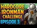 Runescape - Hardcore Ironman Challenge: Episode 3 - Terrible Tutorials