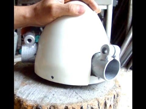 Изготовление ступици для ветрогенератора  Просто