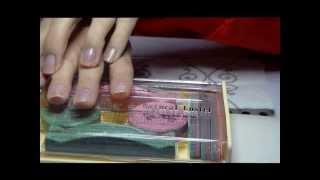 Nails tutorial: p-shine  by Crystal Nails (trattamento rinforzante 100% naturale)