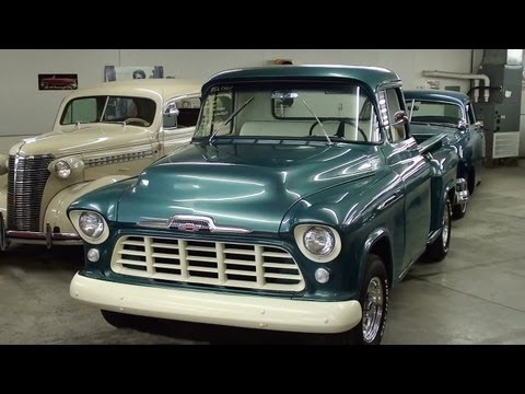 1956 Chevrolet 3100 Pickup V8 Nicely Restored Music Videos