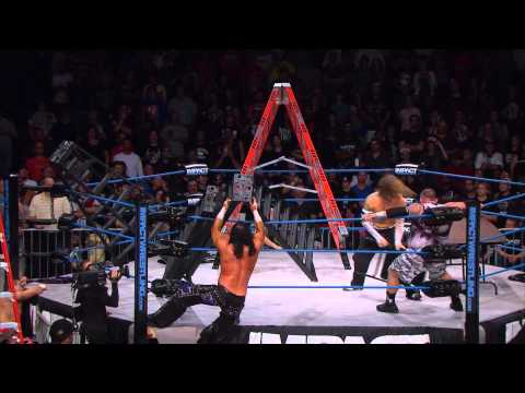 Full Metal Mayhem: The Wolves vs Team 3D vs The Hardys (Oct 8, 2014)