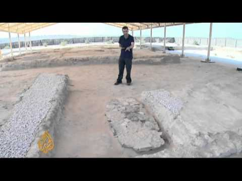Ancient Christian site opens in UAE
