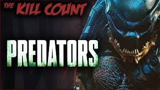 Predators (2010) KILL COUNT