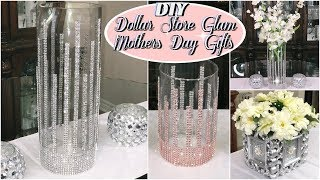 DIY DOLLAR STORE SPRING HOME DECOR 2019 | DIY MOTHERS DAY GIFT IDEAS