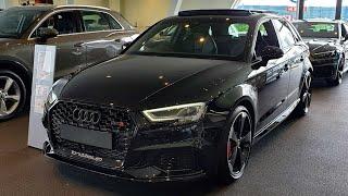 2019 Audi RS3 Sportback 294(400) kW(PS) S tronic | -[Audi.view]-