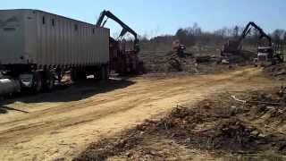Wood Fuel from Forest Residues in Eastern NC