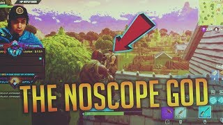 NOSCOPE SNIPER MADNESS - Fortnite Battle Royale WTF & Funny Moments Episode. 37