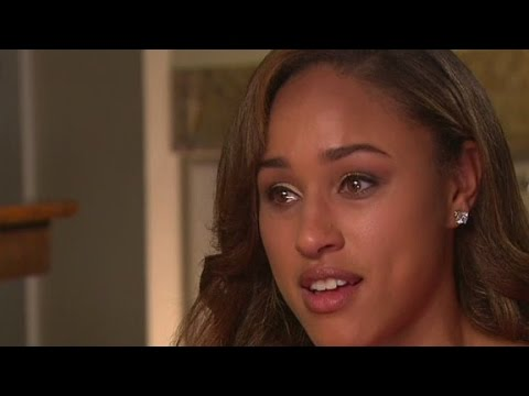 Ray Rice's wife speaks out