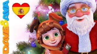 🎅 Canciones de navidad | Villancicos | Canciones Infantiles de Dave y Ava 🎅