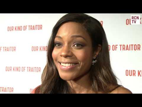 Naomie Harris Interview Our Kind Of Traitor Premiere