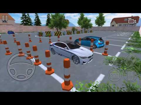 Cars Parking Simulator Available on AppStore