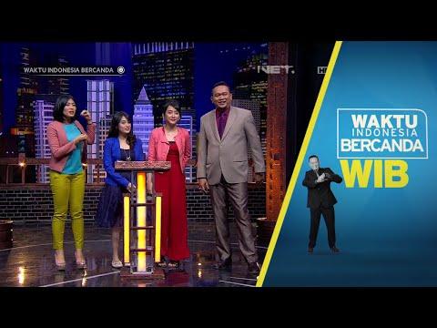 Waktu Indonesia Bercanda - Kuis Sahabat Bersama Nabilah dan Kinal JKT48  (8 Mei 2016 Part 2/4)
