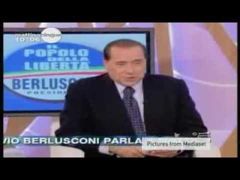 Italian PM Silvio Berlusconi denies sex scandal