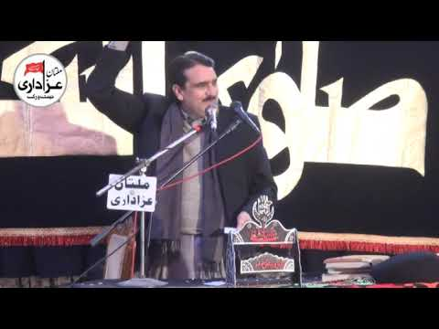 Zakir Syed Sajjad Shah Shumari I Majlis 18 Rabi ul Awal 2018 I Qasiday And Masiab I