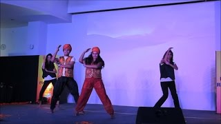 Kannada Mass Songs - Chakravyuha Movie Song Dance Performance