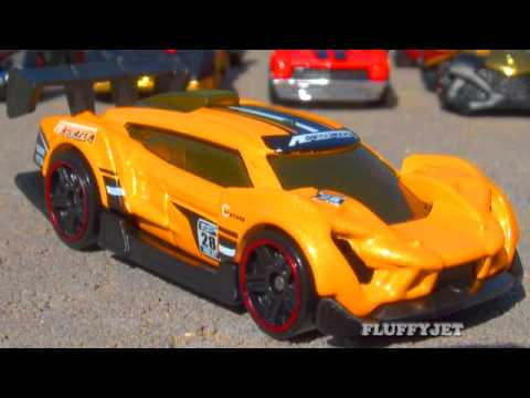 Cool Hot Wheels Super Blitzen Diecast Race Car by Mattel - Auto Racing Toys Cars Collection