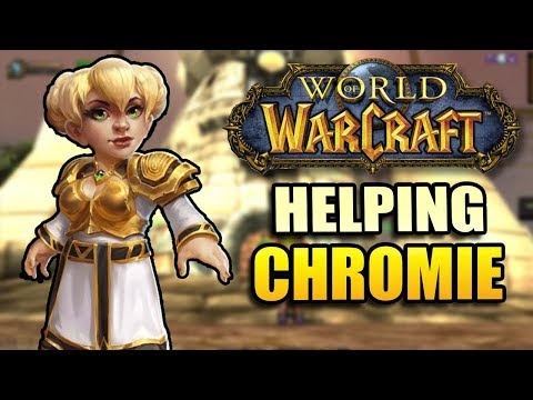 Helping Chromie! // Nub's RP Let's Play // World of Warcraft