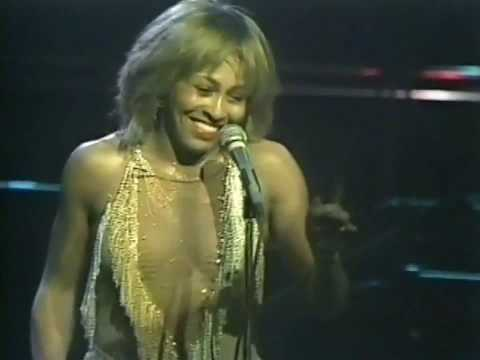 TINA TURNER - PROUD MARY(LIVE 1982) Music Videos