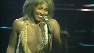 TINA TURNER - PROUD MARY(LIVE 1982)
