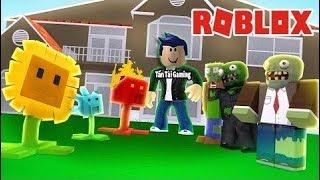 Roblox - MÌNH SỞ HỬU KHU VƯỜN TIÊU DIỆT ZOMBIE - Plants vs Zombies Tycoon 8.0