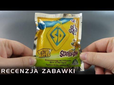 Naprawdę Tajemnicza Figurka z Saszetki - polska recenzja zabawki - Scooby-Doo! Mystery Mates