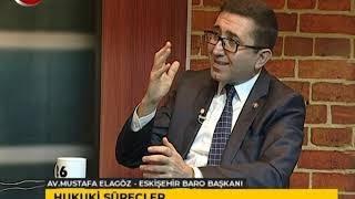 Günlük | Mustafa Elagöz Eskişehir Baro Başkanı