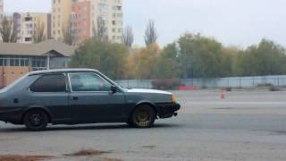 Val the 1988 Volvo 340 1.4 dl