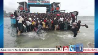 Shuhuda wa Pantoni la Kigamboni injini ilivyozima katikati ya maji