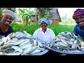 Traditional Fish Curry | Cooking Fish Recipe with Traditional Hand Ground Masala | Village Food thumbnail