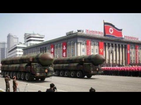 Trump on North Korea: Heaviest sanctions ever imposed