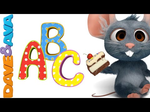 The Phonics Song | ABC Song | Nursery Rhymes and Baby Songs from Dave and Ava