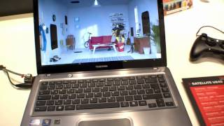 Toshiba Satellite U840 Hands On [GERMAN]