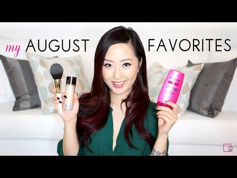 HITS & MISSES: August 2014 Beauty Favorites + Tom Ford FALL Preview