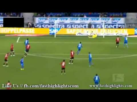 Sejad Salihovic vs. Hertha BSC Berlin